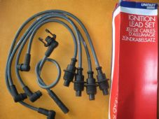 RENAULT R19 & CLIO 1.8i (1991 on) 8mm UNIPART IGNITION LEADS SET